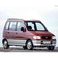 Модель Daihatsu Move