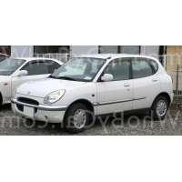 Поколение Daihatsu Storia