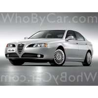 Модель Alfa Romeo 166