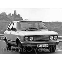 Модель Fiat 132