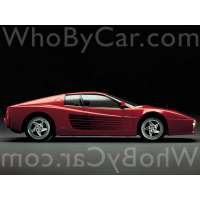 Модель Ferrari 512 M