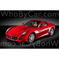 Модель Ferrari 599