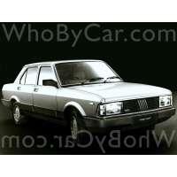 Поколение Fiat Argenta