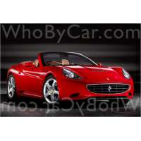 Поколение Ferrari California
