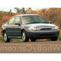 Поколение Ford Contour
