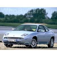 Модель Fiat Coupe