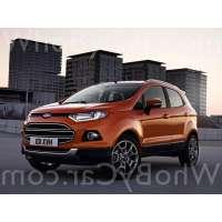 Модель Ford EcoSport