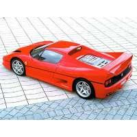 Модель Ferrari F50