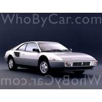 Модель Ferrari Mondial