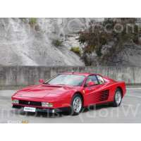 Модель Ferrari Testarossa