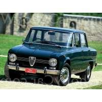 Модель Alfa Romeo Giulia