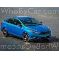 Модель Ford Focus