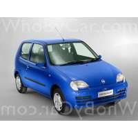 Поколение Fiat Seicento