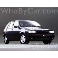 Модель Fiat Tipo