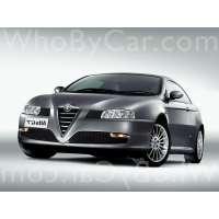 Модель Alfa Romeo GT