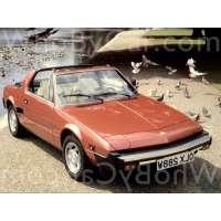 Поколение Fiat X 1/9