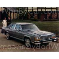 Поколение Ford LTD Crown Victoria