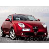Поколение автомобиля Alfa Romeo MiTo