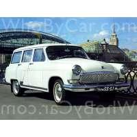 Модель ГАЗ 22 «Волга»