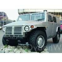 Модель ГАЗ 2330 «Тигр»