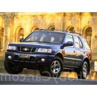 Поколение Holden Frontera