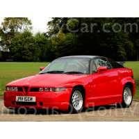 Модель Alfa Romeo SZ