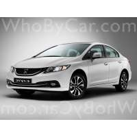 Модель Honda Civic