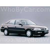 Модель Honda Domani