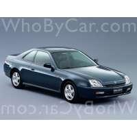 Модель Honda Prelude