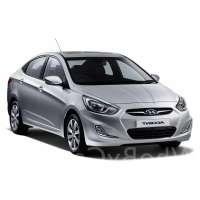 Модель Hyundai Accent