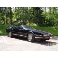 Модель Aston Martin Lagonda
