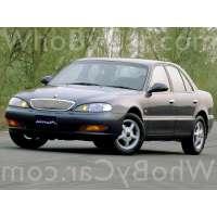 Поколение Hyundai Marcia
