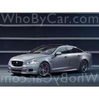 Модель Jaguar XJR