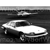 Модель Jaguar XJS