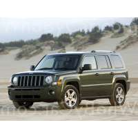 Модель Jeep Liberty (Patriot)