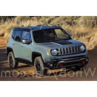 Модель Jeep Renegade