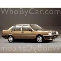 Поколение Lancia Prisma