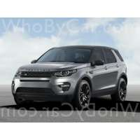 Поколение Land Rover Discovery Sport
