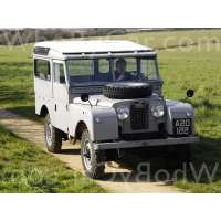 Поколение Land Rover Series I