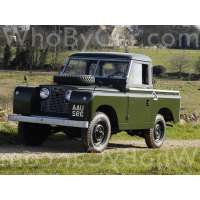 Поколение Land Rover Series II