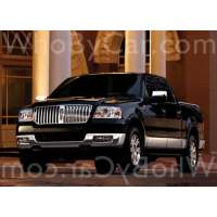 Модель Lincoln Mark LT