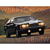Поколение Lincoln Mark VII