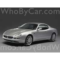 Поколение Maserati 3200 GT