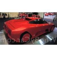 Модель Maserati Chubasco