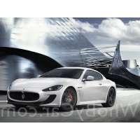 Модель Maserati GranTurismo