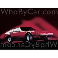 Модель Maserati Indy