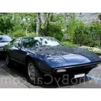 Модель Maserati Khamsin