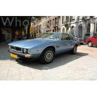 Поколение Maserati Kyalami