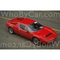Поколение Maserati Merak