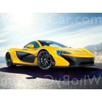 Поколение McLaren P1